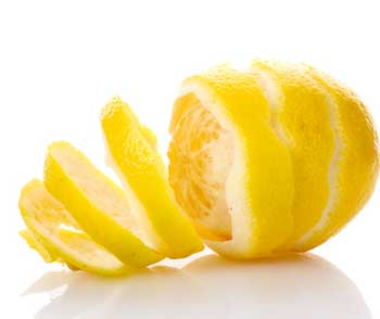 what can you use lemon peel c/s for