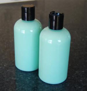 Homemade Tropical Lotion Recipe
