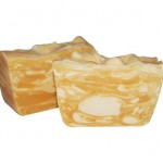 caramel custard soap