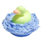 floating ducky soap