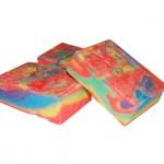 hippies and hemp soap