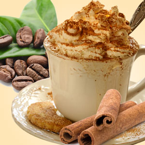 Cinnamon Coffee Scent