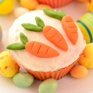 carrot cupcake scent