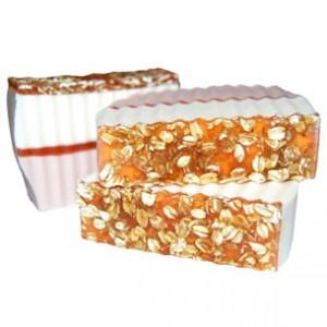 Oatmeal-Butter-Honey-Soap