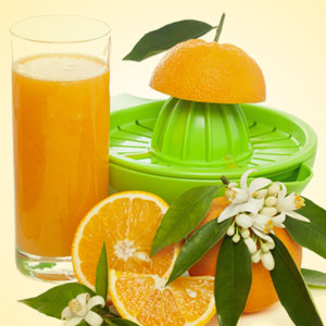 fresh squeezed orange fragrance oil