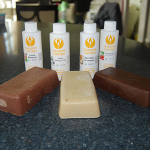 fragrance testing in CP soap